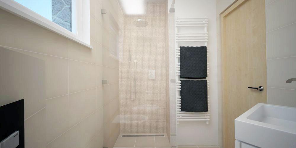 Adaptacija stana kupaonica